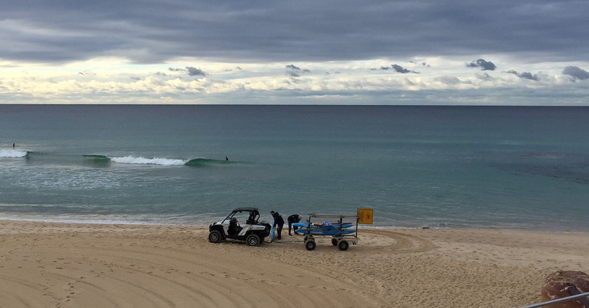 Bondi Beach, Image authors own