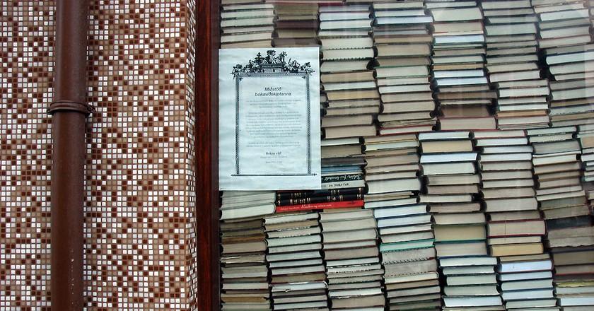 Reykjavik Bookstore | © Joopey/Flickr