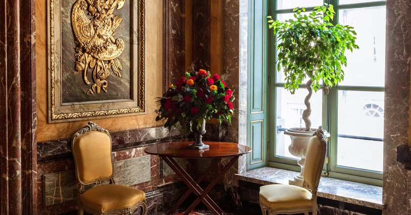 Brussels' Palace d'Egmont | © Gregoria Puga Bailón / Flickr