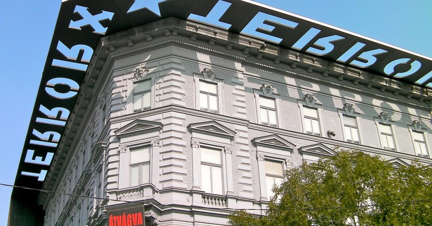 "<a href=""https://www.flickr.com/photos/tm-tm/4186074322"">House of Terror, Budapest 