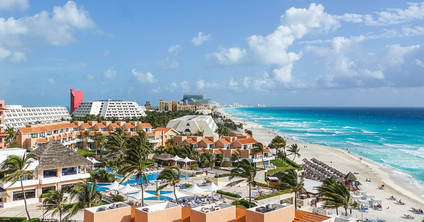 Cancún   © Mariamichelle/Pixabay