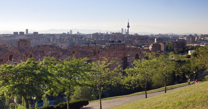 Here are some of the best spots for a Madrid picnic   © Madrid Destino Cultura Turismo y Negocio