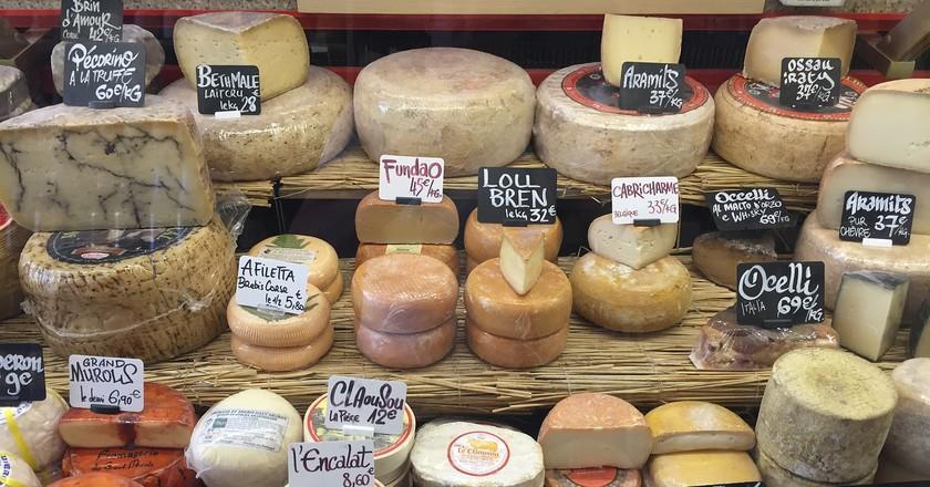 Cheese stall   © QMETHODS/Pixabay