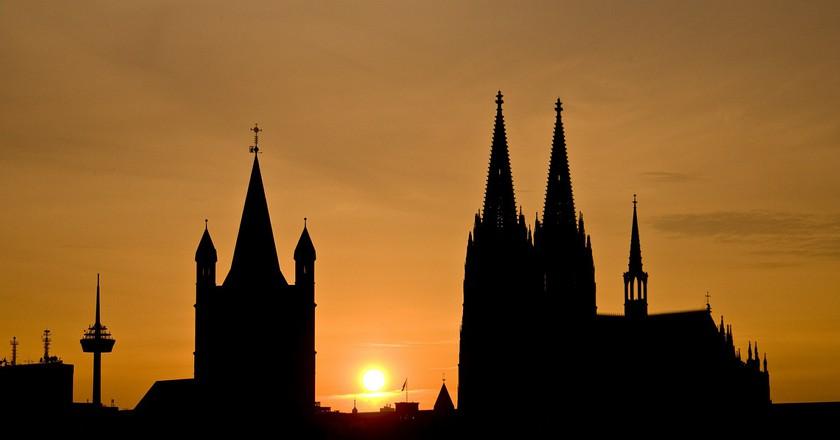Cologne cathedral I © Blendfrei/Pixabay