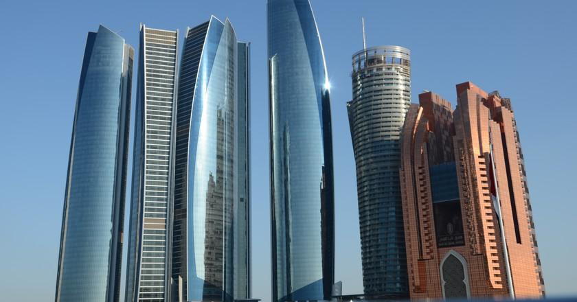 Abu Dhabi | © Thais Kelly