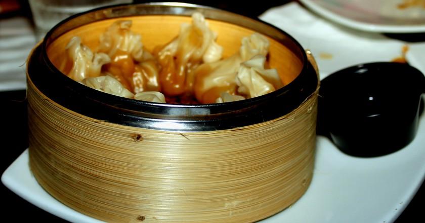 Dumplings from the Dragonfly restaurant in San Juan | © Prayitno/ Flickr
