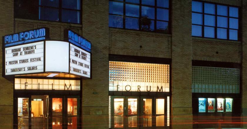 Film Forum   Courtesy of Film Forum
