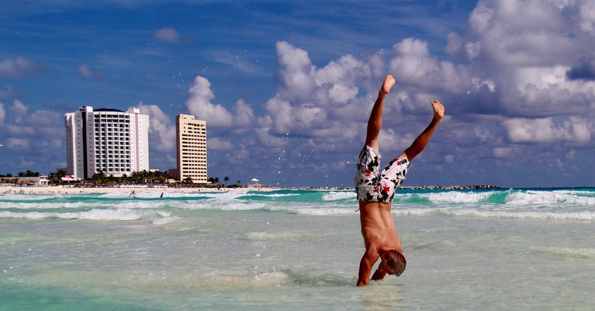 Cancún beach I © Predi/Flickr