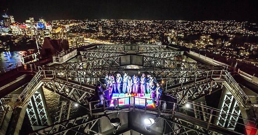 © Ben Cirulis / The Bridge Climb, Sydney