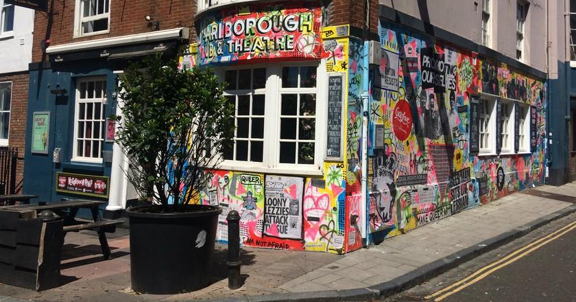 The Marlborough | Courtesy of The Marlborough Pub & Theatre