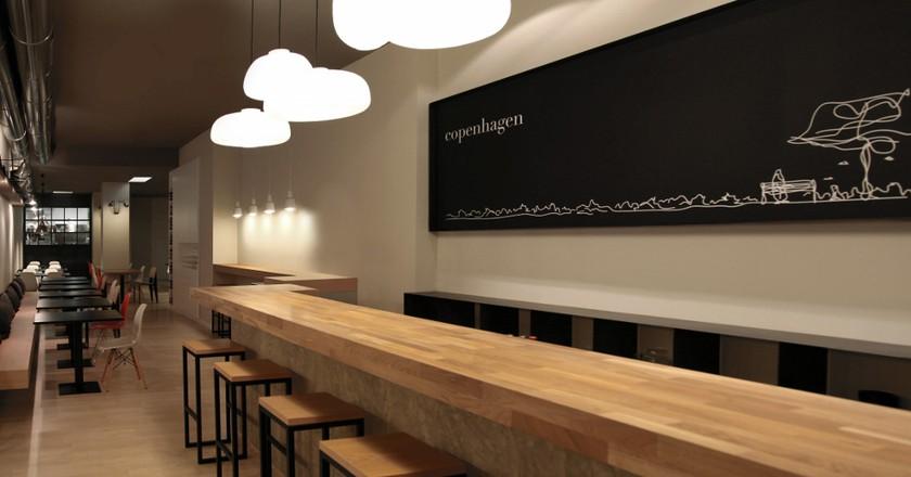Copenhagen restaurant, Valencia. Photo courtesy of Copenhagen