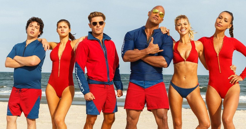 Baywatch cast   © Paramount Pictures