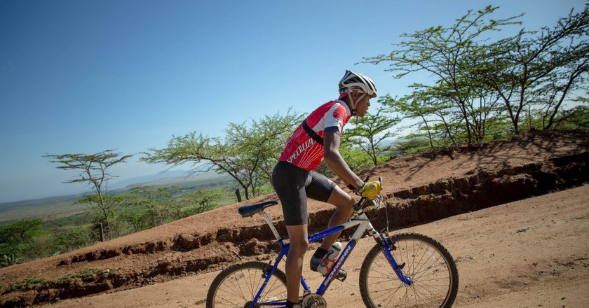 Mt. Kenya Epik cycling challenge race | © Make It Kenya/Flickr