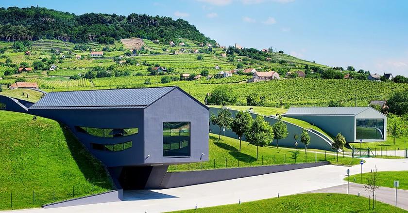 Kreinbacher Estate │© Juhász Bogi / Kreinbacher Estate