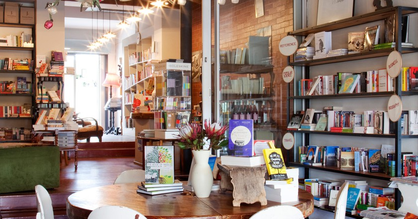 Love Books is a quaint book store in Melville with a wide variety of titles on offer | Courtesy of Love Books