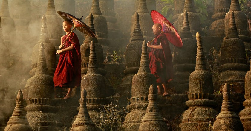 20 Instagram Photos to Make You Fall in Love with Myanmar