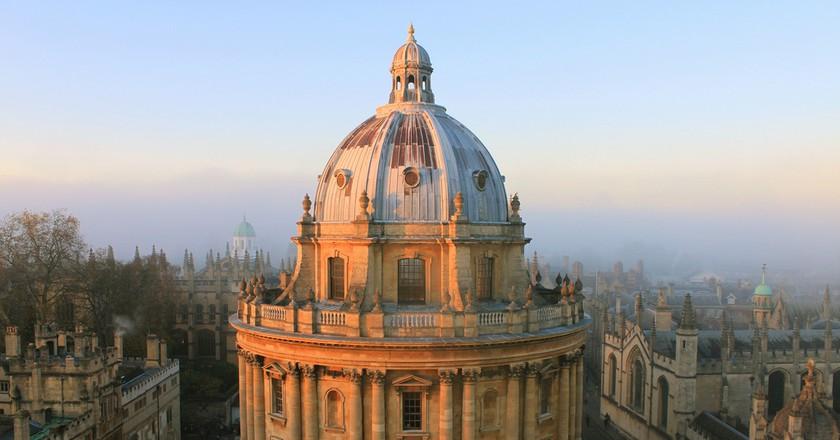 Oxford Light in November | © Tejvan Pettinger/Flickr