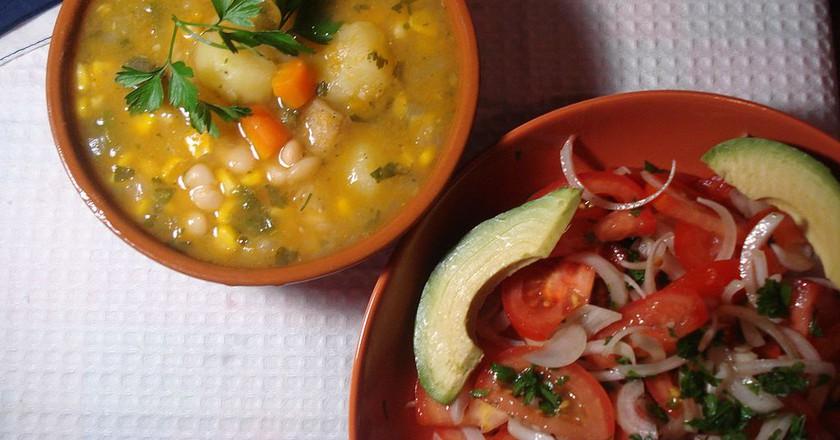 Chilean food | © Florencia Mühlhausen Macchiavello/WikiCommons
