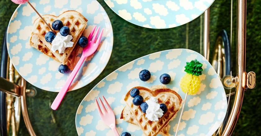 RICE Dessertteller Woken  © TakaTomo