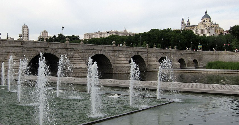 The origins of Madrid's name date back to Prehistoric times and have to do with the Manzanares River   © FDV/Wikipedia