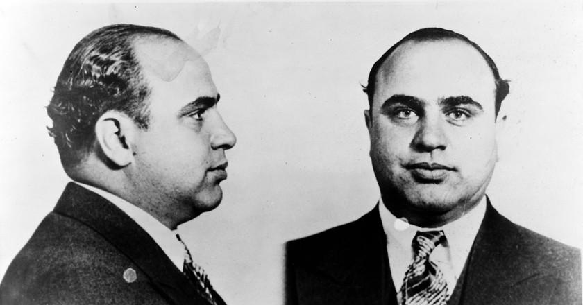 Al Capone | © WikiCommons