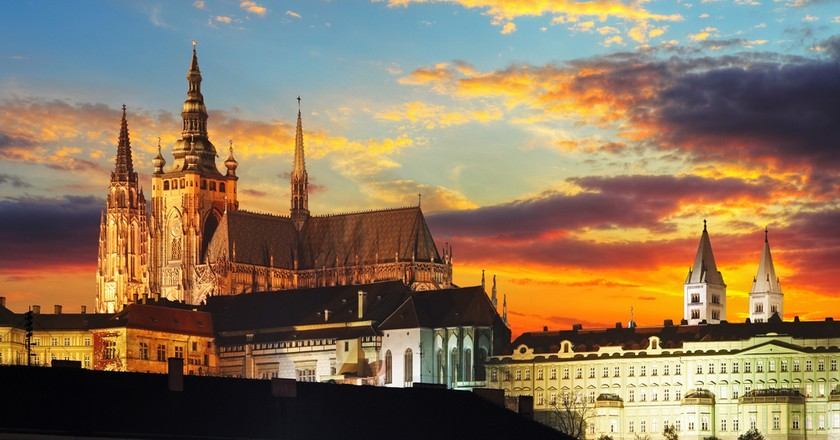Prague Castle   © TTstudio / Shutterstock