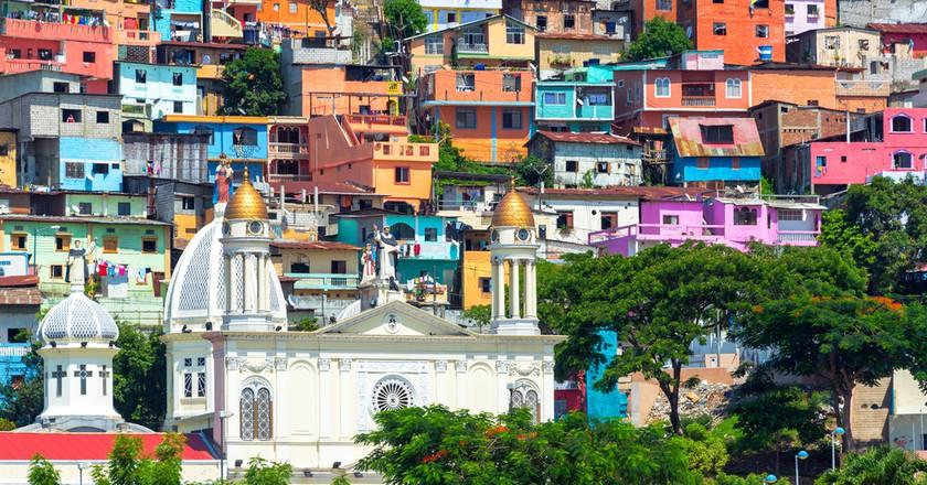 Guayaquil, Ecuador   © Jess Kraft/Shutterstock