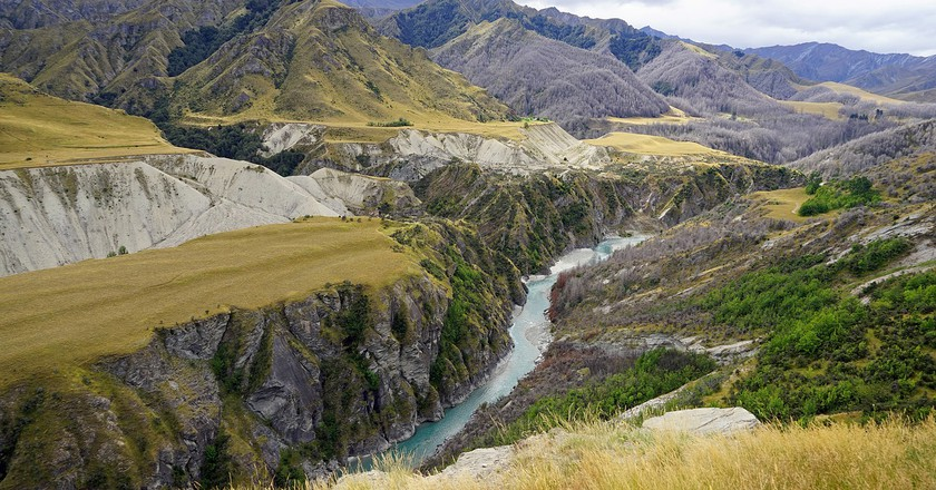 Skippers Canyon, Queenstown | © Barni1/Pixabay