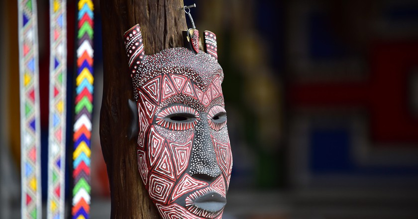 Experience authentic African culture at Lesedi Cultural Village | ©South African Tourism/Flickr