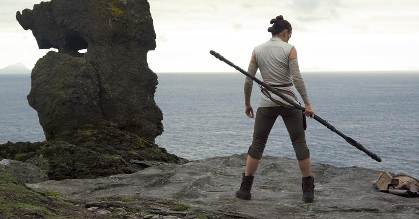 The Last Jedi © Disney