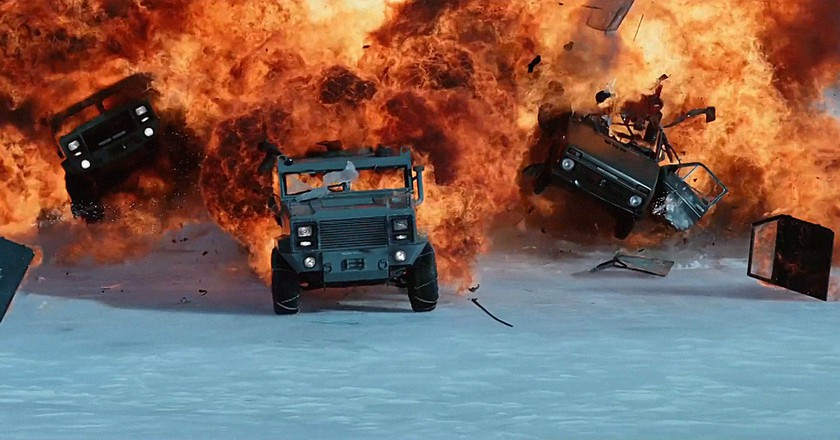 The Fate of the Furious | Courtesy of Universal Pictures