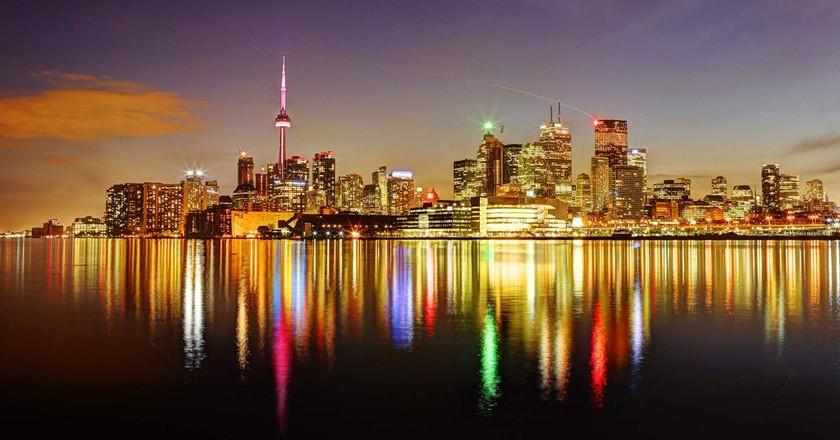 Toronto skyline | © tsaiproject / Flickr