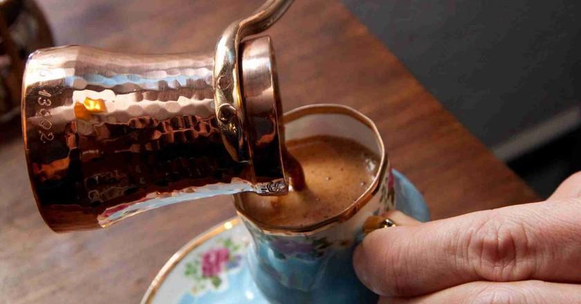 Turkish Coffee | © Eaeeae/ Wikimedia Commons