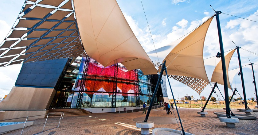 The Soweto Theatre is a must-visit Johannesburg attraction   Courtesy of The Soweto Theatre