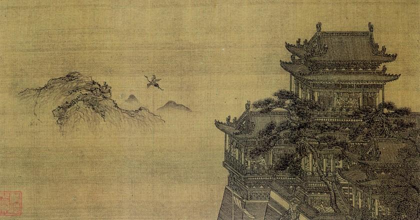 The Yellow Crane Tower   ©  Xia Yong / Wikimedia