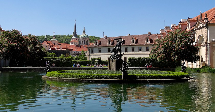Wallenstein Garden - Hercules' Fountain | © Yannick Loriot/Flickr