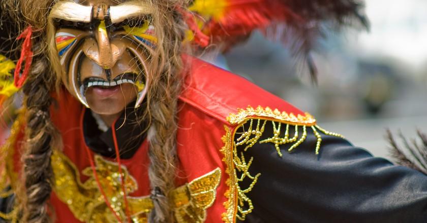 Parade in Bolivia    © hydropeek/Flickr