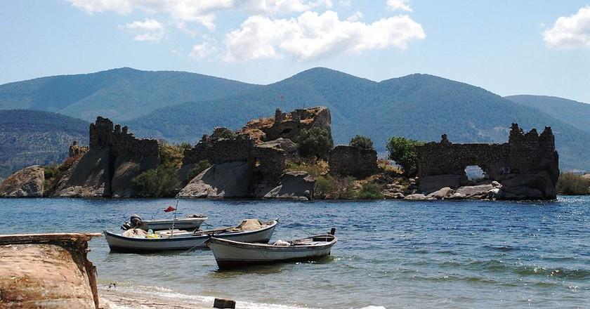 Lake Bafa   © Elelicht/Wikimedia Commons