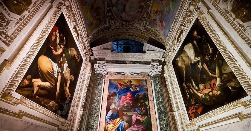 Cerasi Chapel | ©Frederick Fenyvessy/Wikicommons