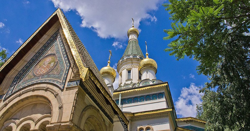 The Russian Church in Sofia | © Antoine Taveneaux/WIkiCommons