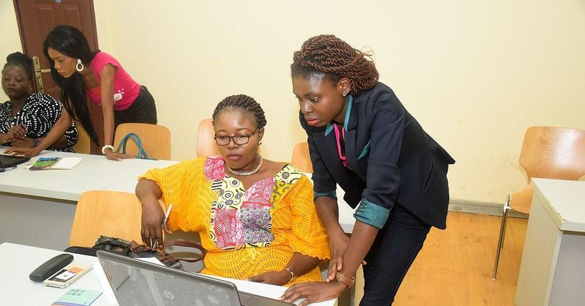 A tech workshop. |© Kaizenigy / Wikimedia
