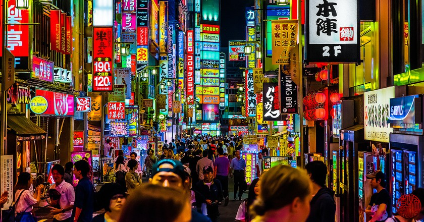 kabukicho | © yohmi / Flickr