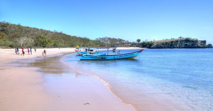 Lombok Pink Beach   © Schristia / Flickr