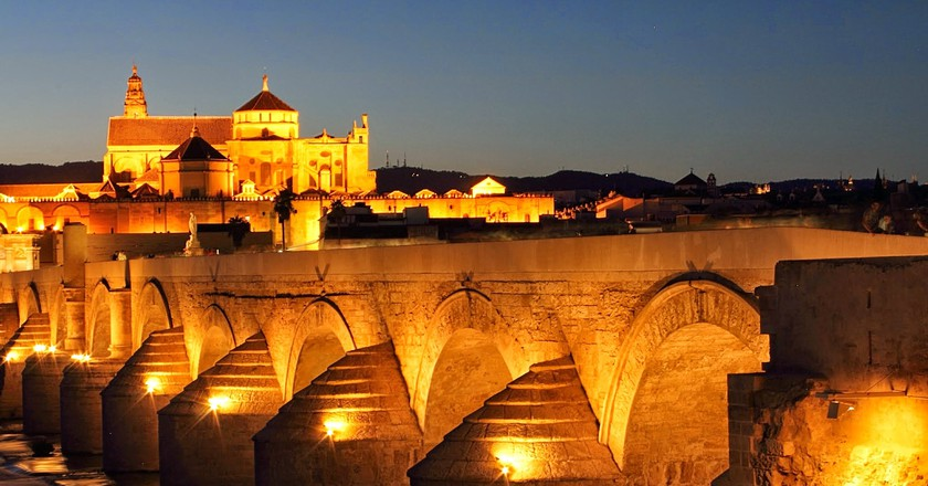 The Roman bridge in Córdoba I © Oscar Gende Villar/Flickr