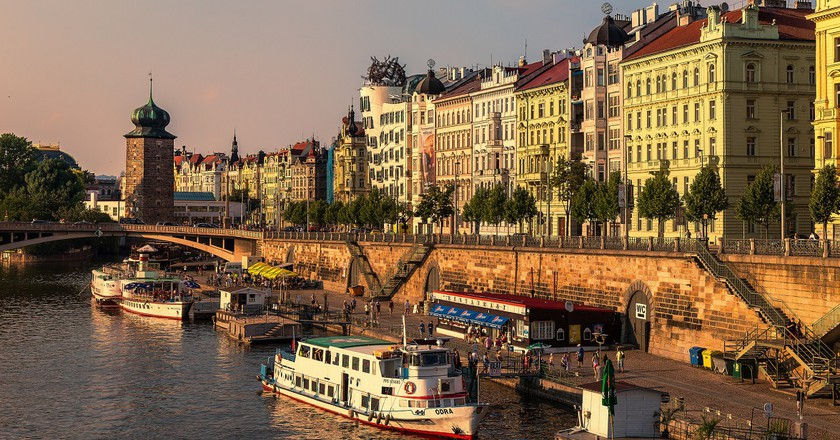 August brings tons of fun to Prague  ©Jan Fidler / Flickr