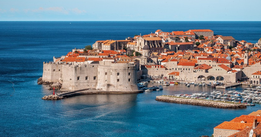 Dubrovnik City Walls ©Ivan Ivankovic