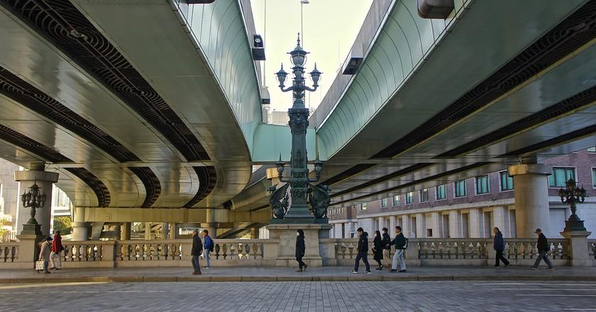 Nihonbashi, Chuo-ku | © Manish Prabhune/Flickr