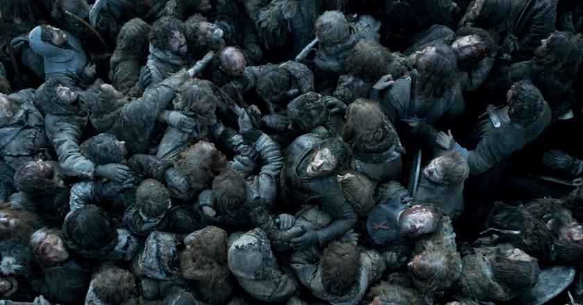 Kit Harington as Jon Snow | © HBO