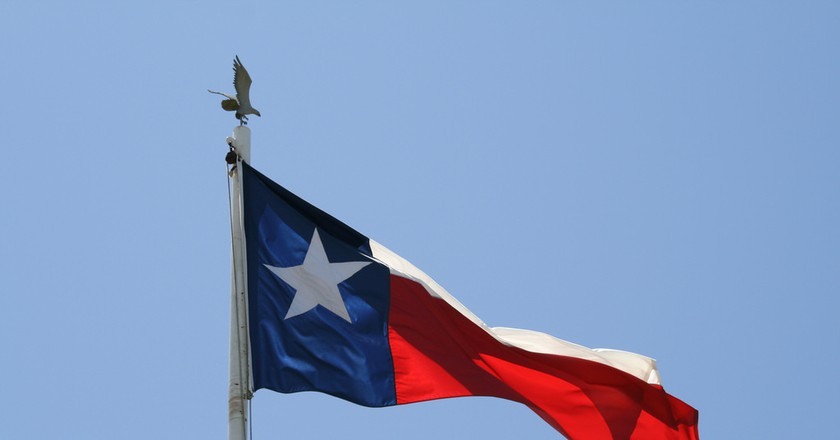 Texas Flag | ©Beth Cortez-Neavel / Flickr