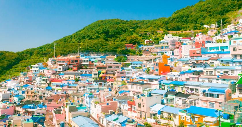 Gamcheon Culture Village in Busan   © Tony/Flickr